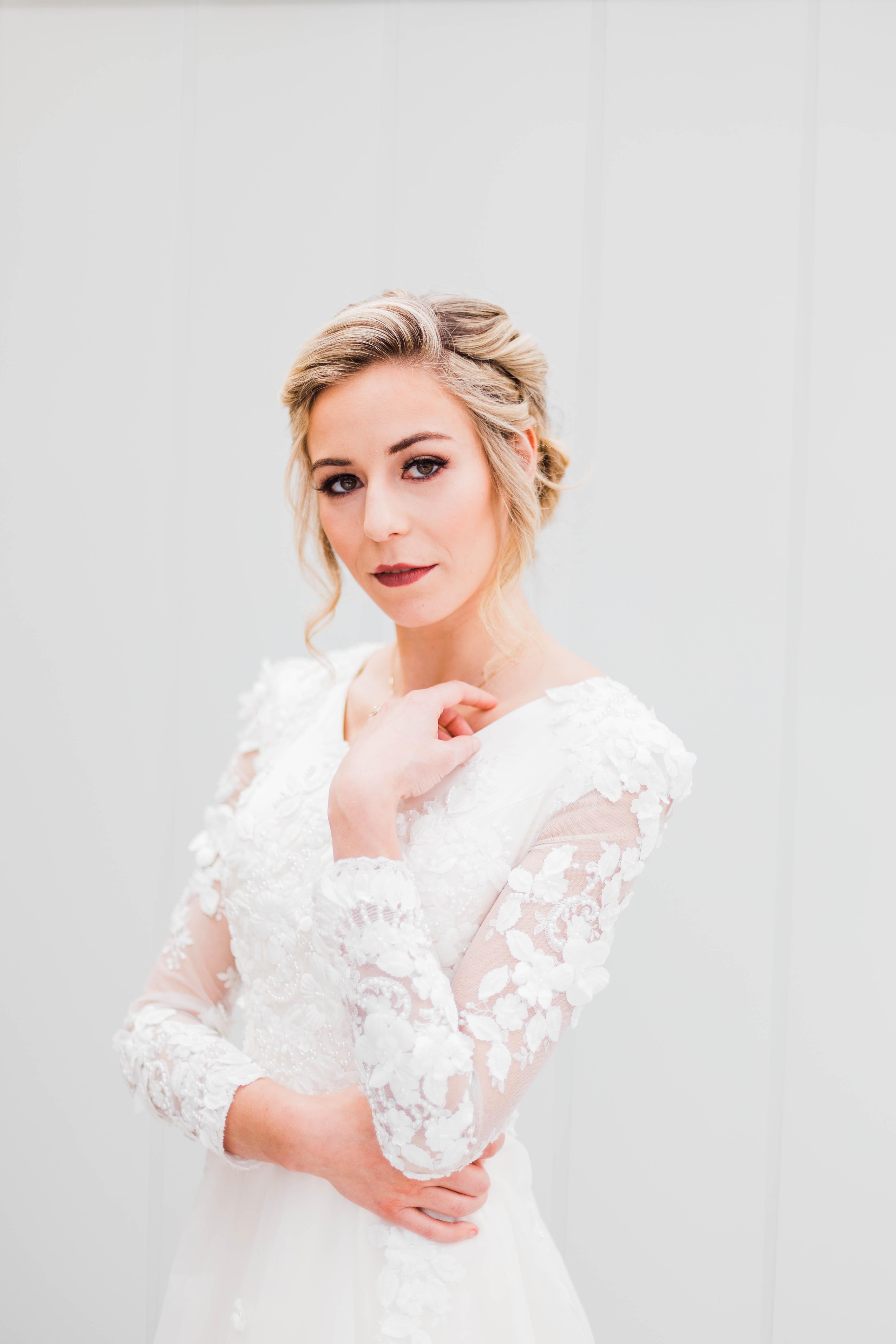 Utah wedding hair and makeup artist